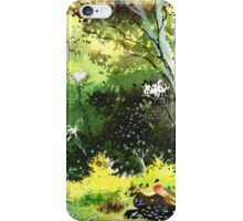 Relax Here 2 iPhone Case/Skin