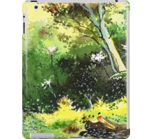 Relax Here 2 iPad Case/Skin