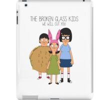 Broken Glass Kids iPad Case/Skin