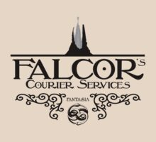 Falcor's Courier Services by inesbot