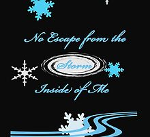 No Escape From the Storm Inside of Me by CreativeEm