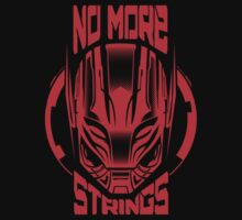 No More Strings by DemonigoteTees