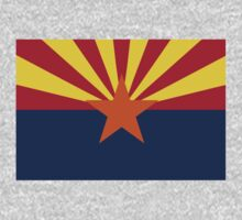 US State- Arizona Flag by cadellin