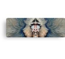 BEAST#1 Mandrill Canvas Print