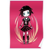School Girl Poster