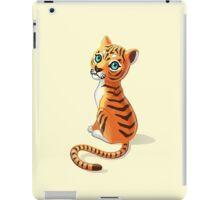 Tiger Cub iPad Case/Skin