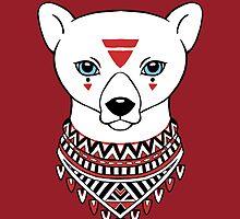 Tribal Bear by freeminds