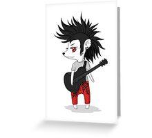 Rocker Greeting Card
