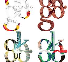 OK Go, All Four Albums by NolanKerring