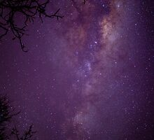 Milky Way  by Aaron Radford