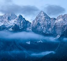 The Julian Alps by Curtis Budden