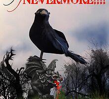 NEVERMORE! by WildestArt