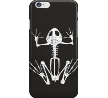 Frog Skeleton iPhone Case/Skin