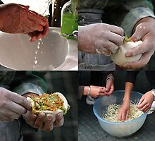 Hands of China - Cooking by mister-john