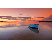 Tranquil Twilight - Victoria Point Qld Australia - Photographic Print