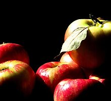 An Apple A Day...... by AngieDavies