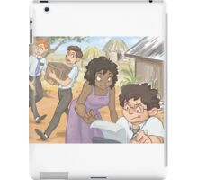 Book of Mormon - What Does the Future Hold iPad Case/Skin
