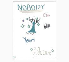 Nobody can dull your shine! Kids Clothes
