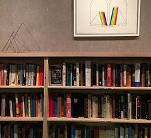 Oregon - Powell's Books, Portland by Robert Baker