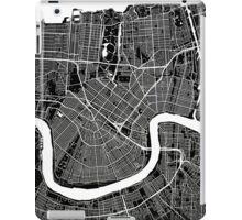 New Orleans (Black) iPad Case/Skin