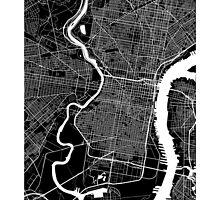 Philadelphia (Black) by CartoCreative