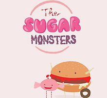 The Sugar Monsters by rocioalb