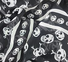 SKULL AND CROSSBONES by just3js