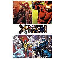 X Men Photographic Print