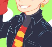 DC - Superboy - that 90's look Sticker