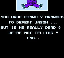 Jason is Dead by hordak87