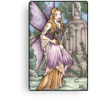 Fanciful Fairy Canvas Print