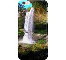 Under Noccalula Falls iPhone Case/Skin