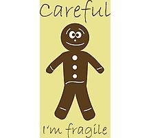 Fragile Cookies Photographic Print