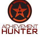 Achievement Hunter (Red) by AngusDrake