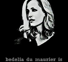 bedelia du maurier is my therapist by selinakylie