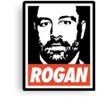 Rogan - Joe Rogan Experience Canvas Print