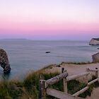 Jurassic coast Dorset by Jim Hellier