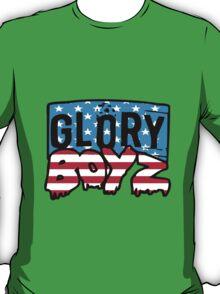 GLORY BOYZ ENTERTAINMENT AMERICA T-Shirt