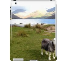 Wast Water with a Herdwick Sheep iPad Case/Skin