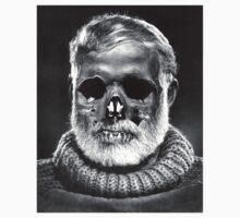 """Ernest """"Skull"""" Hemingway Kids Clothes"""