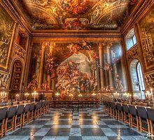 Hall of painting- Greenwich by josefbrianenojo