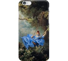 Fragonard Says Bow Ties Are Cool iPhone Case/Skin