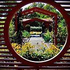 Hidden Garden by Nancy Richard