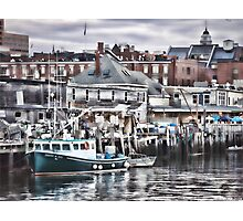 Sustainable Waterfront Photographic Print
