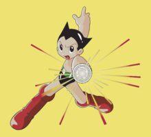 Astro Boy Kids Clothes
