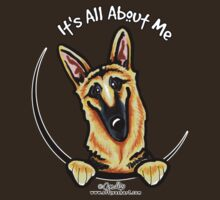 German Shepherd Dog :: Its All About Me by offleashart