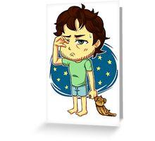 Sleepwalker Greeting Card