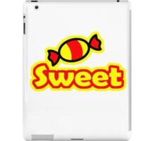 SWEET iPad Case/Skin