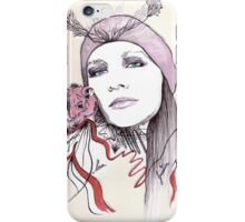 Trudi Hipworth - Where love ain't lies iPhone Case/Skin