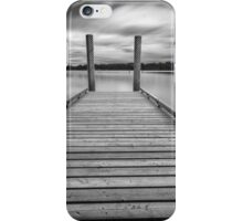 Comox lake Vancouver island iPhone Case/Skin